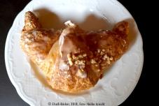 Nuss-Croissant