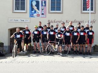 Elsaß-Bäcker Radtour 2018